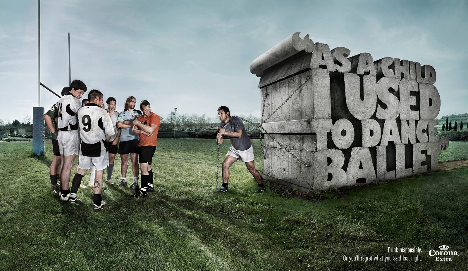 реклама бетона