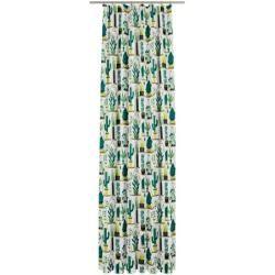Photo of Vorhang mit Kräuselband (1 Stück), blickdicht DamesWayfair.de