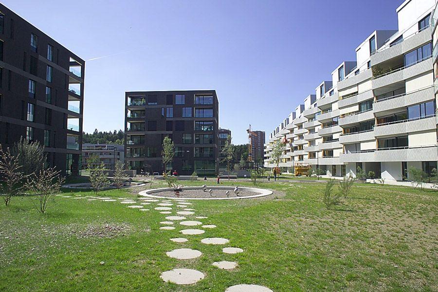 Wohnüberbauung Hardegg, Bern | Rotzler Krebs Partner ...