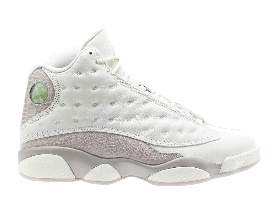 Air Jordan 13 GS Phantom Womens Basketball Shoes (With
