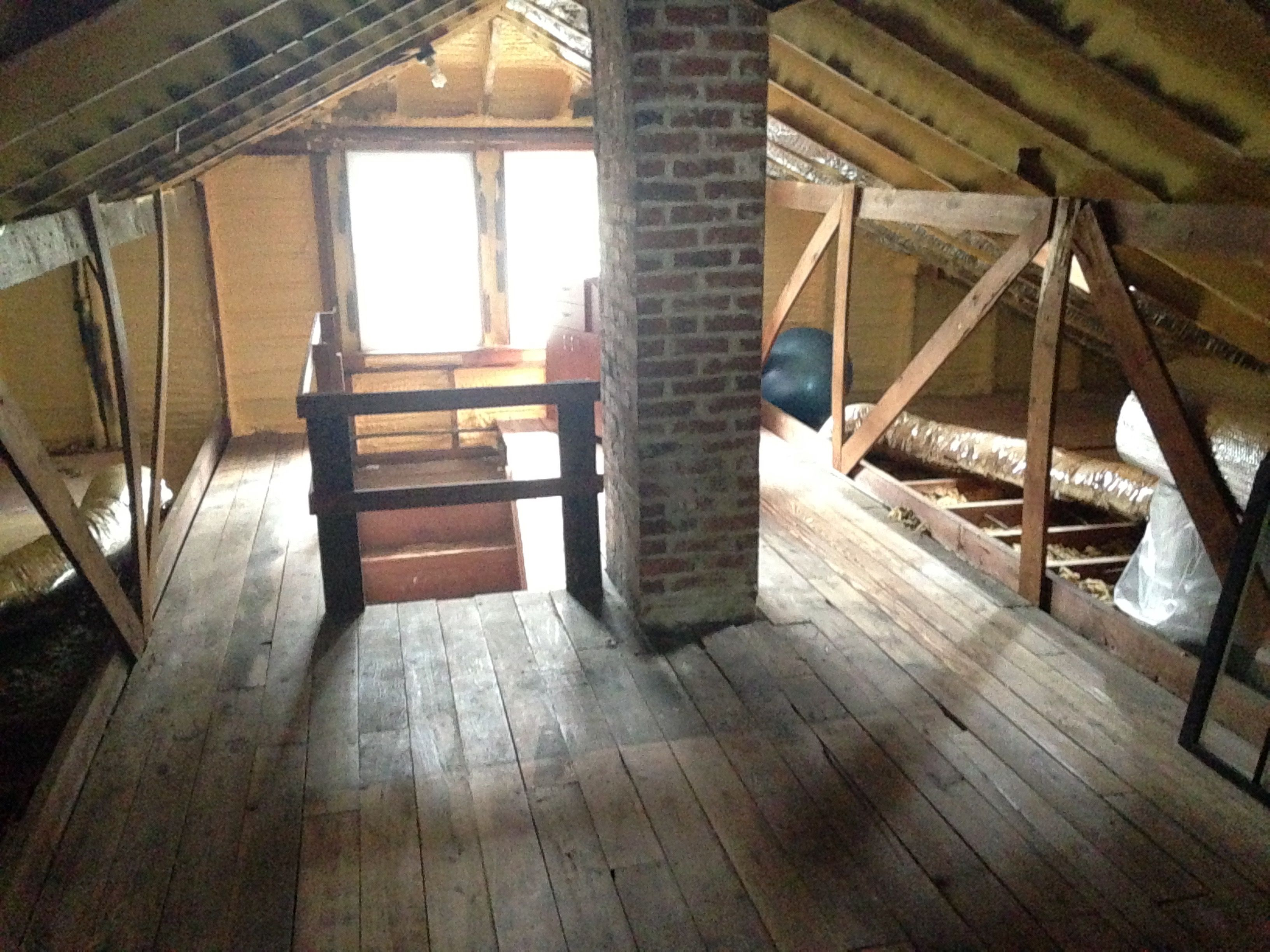 How To Turn An Attic Into A Bedroom Harahan House