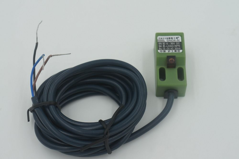 Npn Nc Sensor Wiring