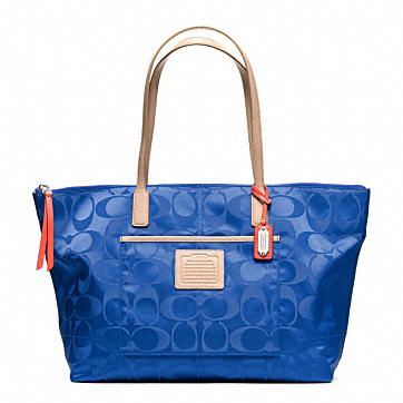c862d6dbe Women's Bags New Arrivals. Coach purse Legacy Weekend bag the blue or the  hot pink?