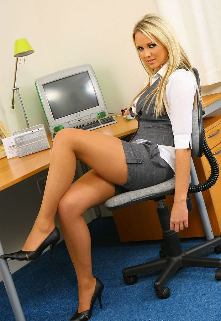 Crossed Legs | Crossed legs at the office | Pinterest ...