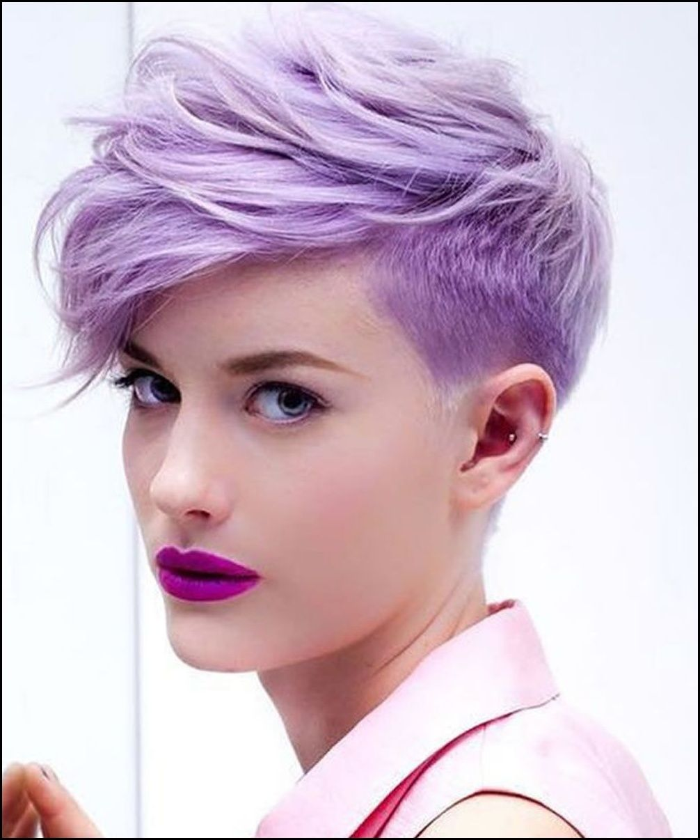 Undercut Short Pixie Frisuren für Damen 21-21 | Frisuren ...