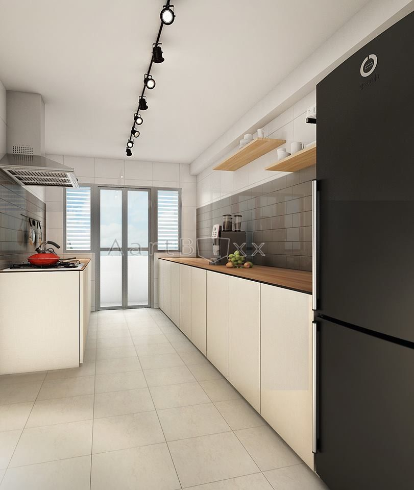 Kitchen Interior Design Singapore: Pin By Laney On HDB BTO Scandinavian