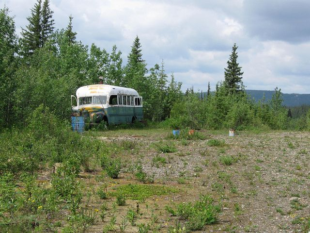 Bus 142 Into The Wild   Alaska   Alaska travel, Alaskan vacations, Alaska the last frontier