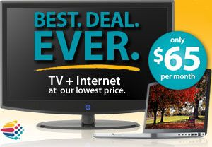 Tv And Internet Providers >> Insight Digital Cable Tv Speed Lover Double Play Bundle