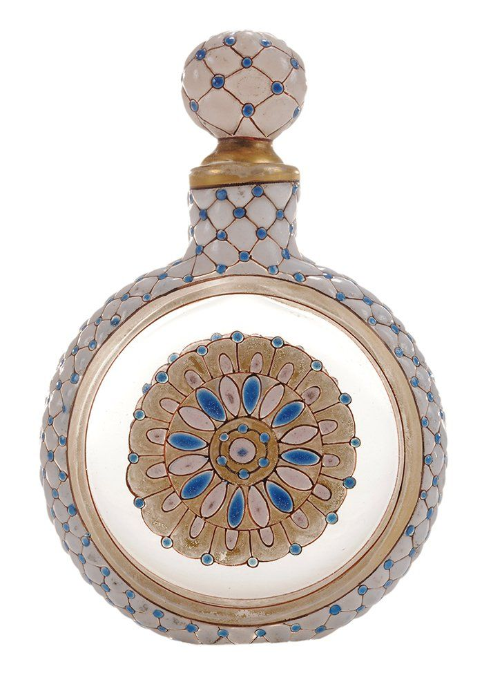 Galle Perfume Bottle, late 19th century