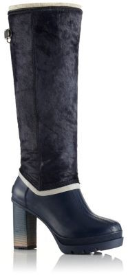 57315316cb0 Covet: Women's Medina IV Premium Rain Heel Boot from Sorel ...