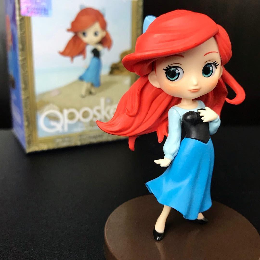 Banpresto Q Posket Disney Characters Princess Rapunzel Wedding Dress Ver B