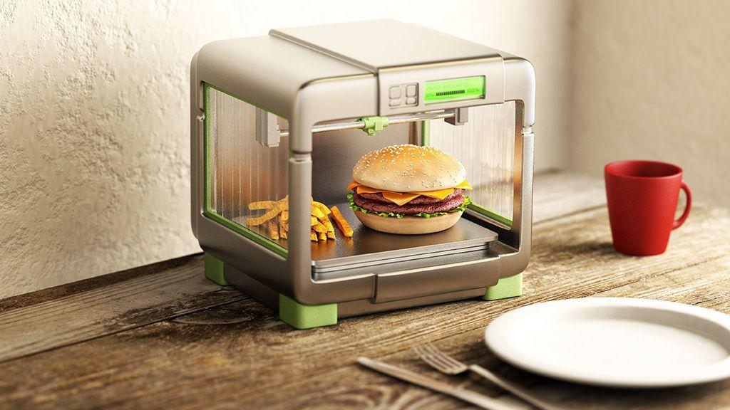 Das Essen Der Zukunft Digital Und Vegetarisch News Zur