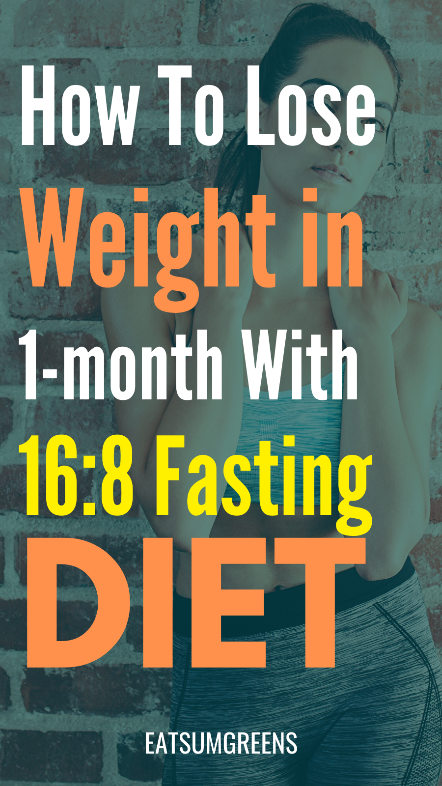 How to Use 16/8 Fasting Diet to Lose Weight