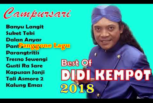 Download Lagu Didi Kempot Mp3 Lawas Full Album Tembang Kenangan