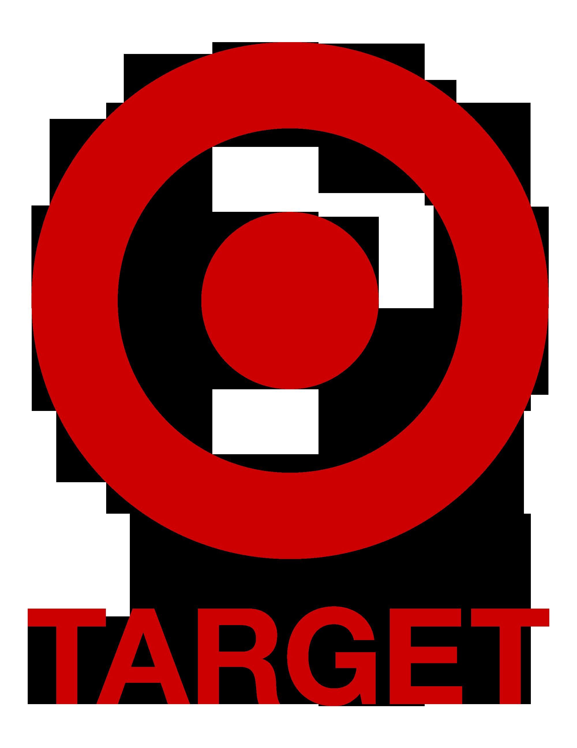 Target Logo Target Target Cupones Tarjetas Personales Creativas