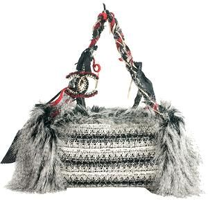 d622afca90b1 Chanel Inuit Tweed Fantasy Fur Tote Bag - it is so ugly it s cool!!   handbags  style