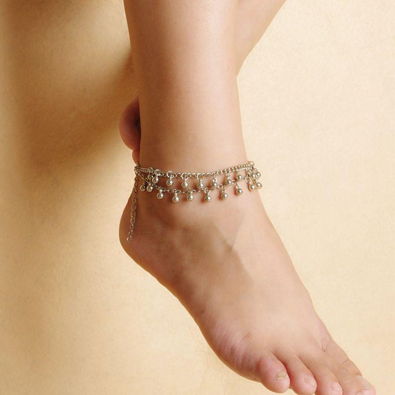 Women Summer Foot Jewelry Vintage Sexy Gold Gypsy Yuga Metal ...