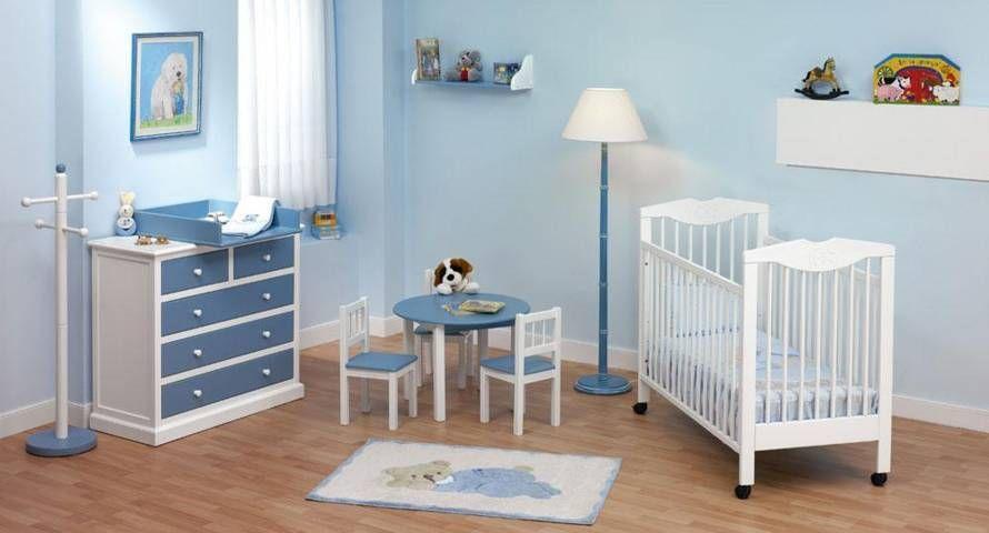 muebles para la habitacion del bebe