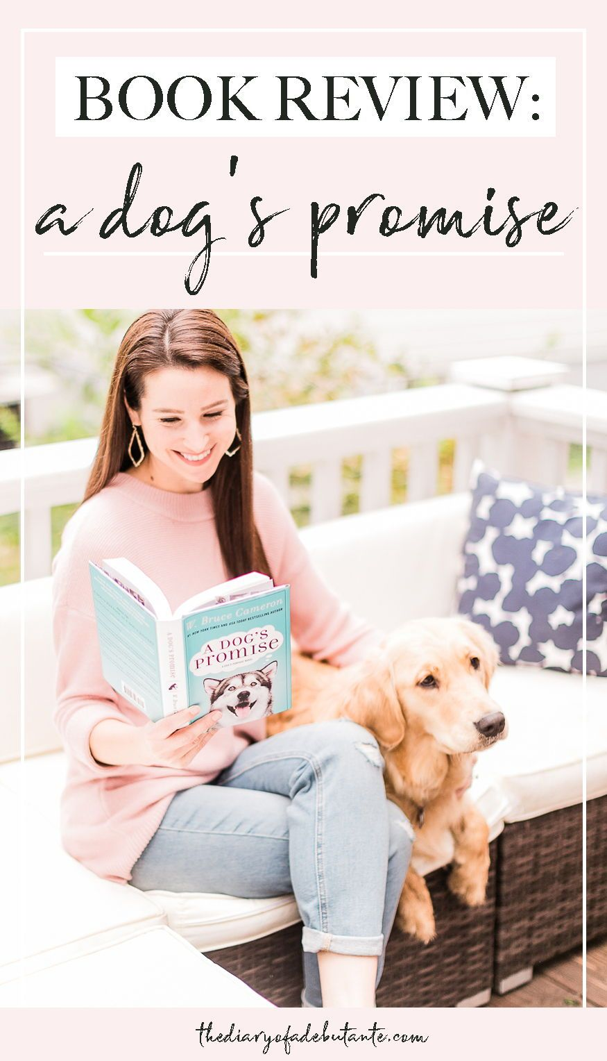 5 Lessons Dogs Teach Us about Love + A Dog's Promise Book