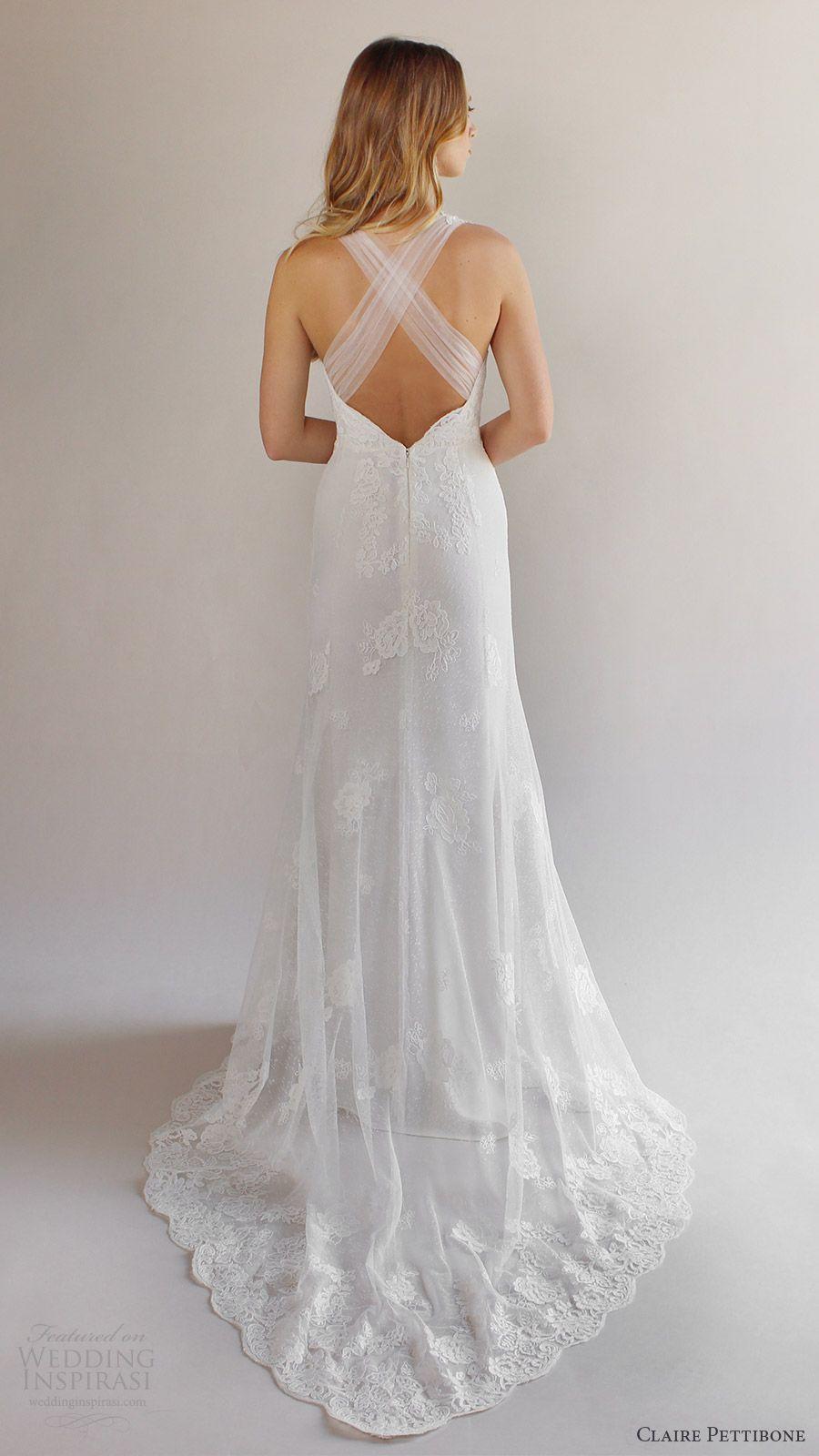 Romantique by claire pettibone spring wedding dresses