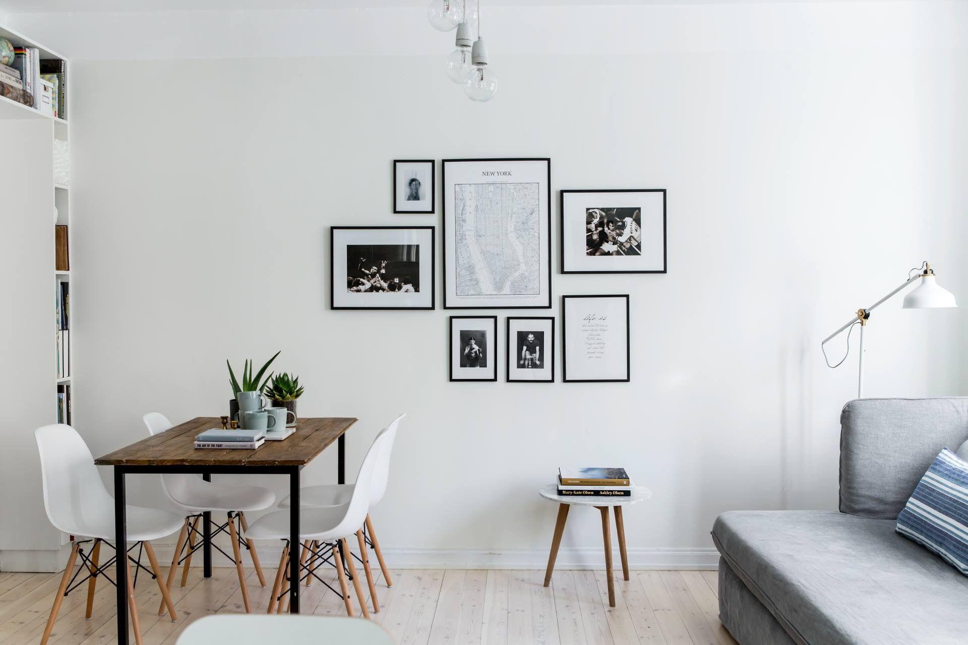 Pin Van R Van Der Valk Op Huis En Interieur Scandinavisch Interieur Eetkamer Muren Interieur