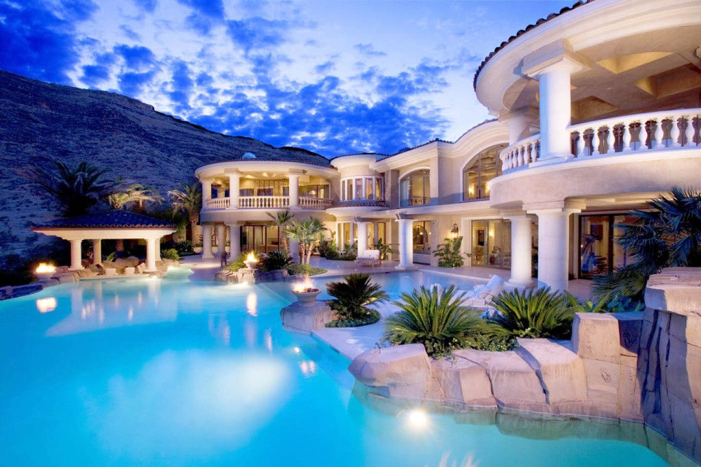 luxury real estate Dream home Pinterest Home design, Home and