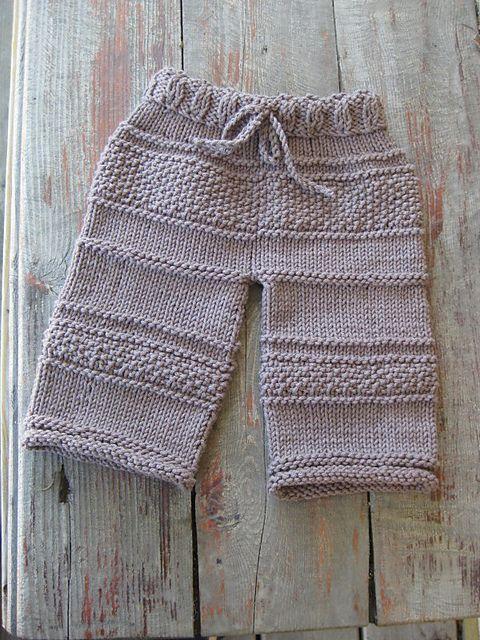 Kanoko Pants pattern found on Ravelry | Knitting wish list | Pinterest