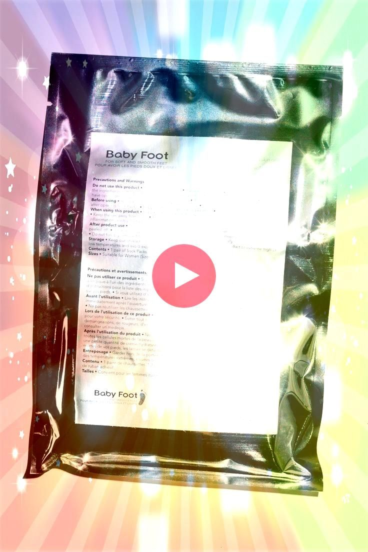 The Baby Foot Peel for Dead Skin and Calluses Is It Safe and Does It Really Work Reviewed The Baby Foot Peel for Dead Skin and Calluses Is It Safe and Does It Really Work...
