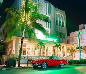 Miami Beach Hotels Majestic