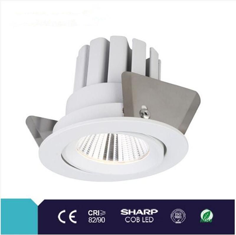 Original Sharp High Light Efficiency Cob Led Downlight 10w Energy Saving Dimmable Recessed Down Light For Living Room Led Lamp Stead Of 50w Surface Mounted Downlight Down Light Led From Cnlighting, $196.97| Dhgate.Com