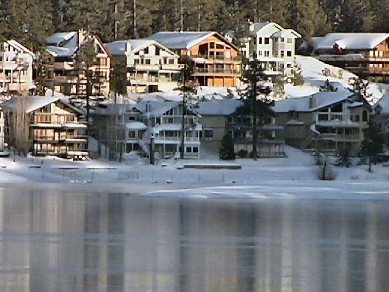 Big Bear Lake California A Winter Wonderland And Somewhere I