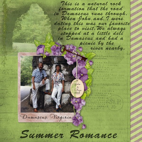 "Summer Romance Collab by #ADBDesigns - theStudio Gallery Collection only $11.99 for ALL 9 products! LO by Faye - theStudio Gallery ""Summer Romance"""