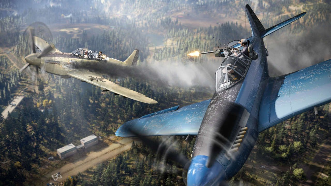 Far Cry 5 Release Date: Here's When You Can Start Playing On PS4, Xbox One, PC #gaming