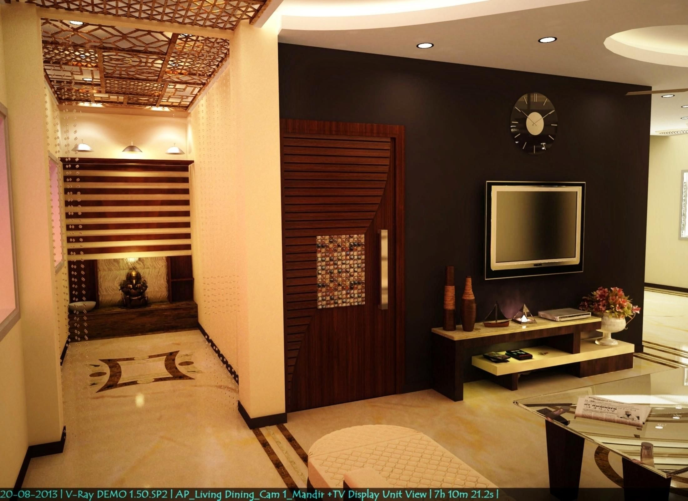 Mantras on pooja room door google search pooja rooms for Room door design for home