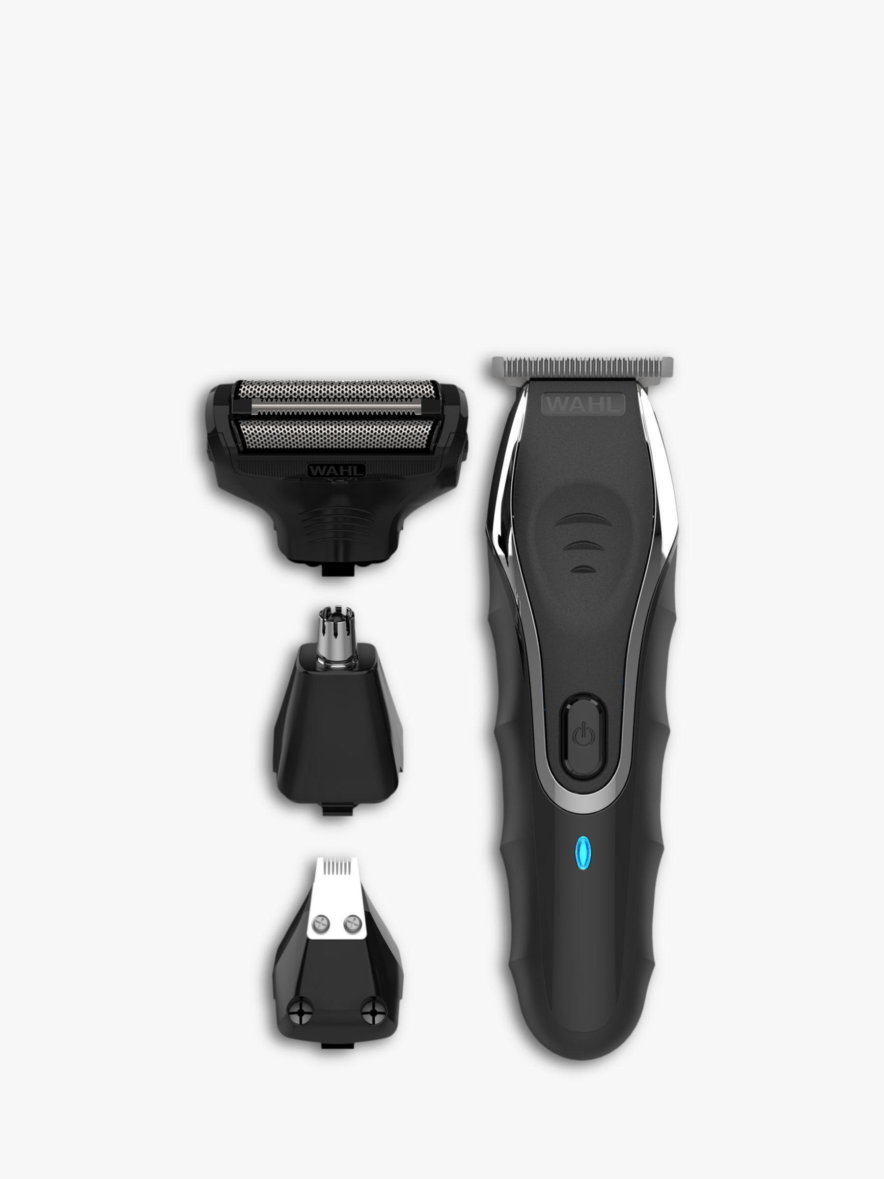 Wahl Lithium Ion Multi Groomer Men S Beard Facial Total Body Groomer 9888 600 Body Groomer Beard Trimming Groomer