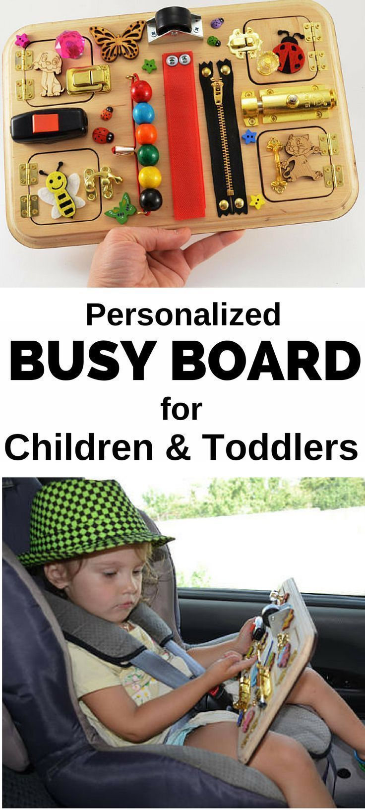 Do you need a toy to keep your kids busy in the car or on ...