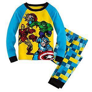 Marvel Hulk PJ PALS Set Baby