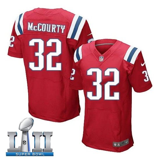 red devin mccourty jersey