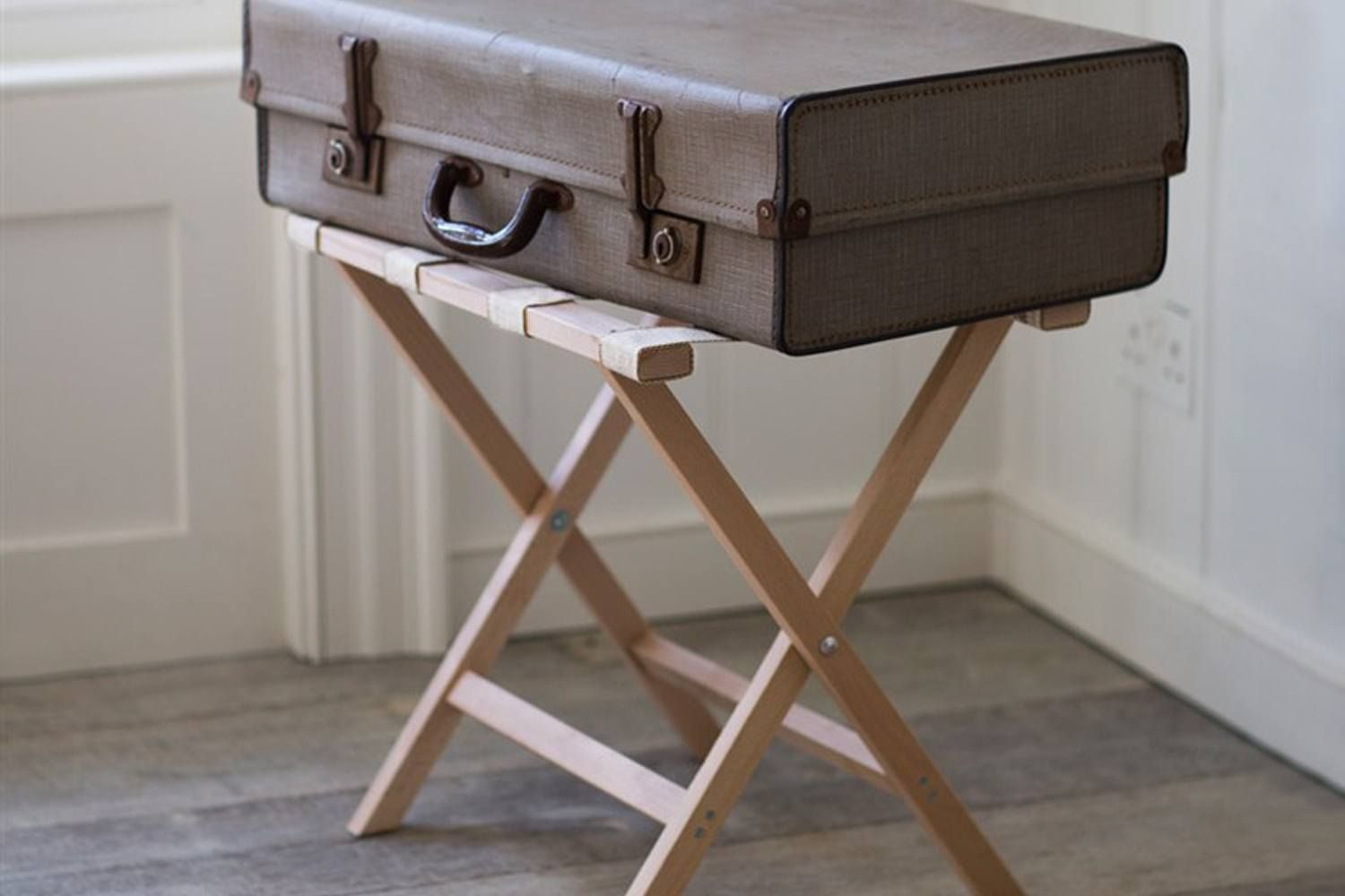 folding luggage racks for guest rooms