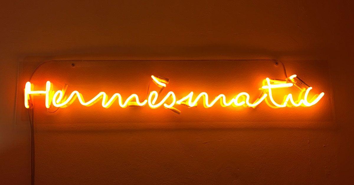 Im HermèsMatic Pop-Up Store kann man vom 07.10 - 22.10.16 seinem Hermès Seidentuchs ein neues Aussehen verleihen. Alle Infos dazu im Blog
