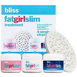 Sephora: Bliss : FatGirlSlim Treatment Kit : stretch-mark-removal ...