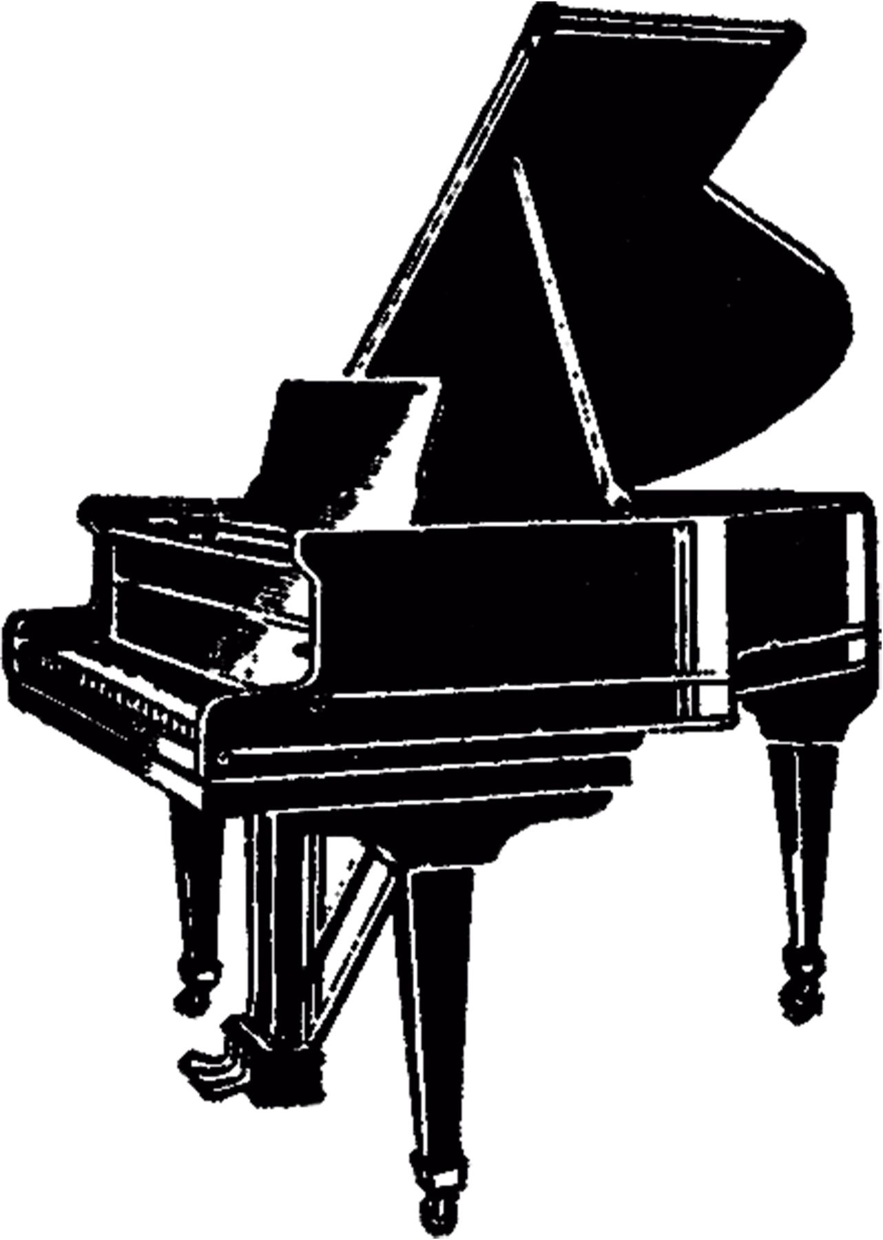 4 piano images clip art vintage piano pictures piano