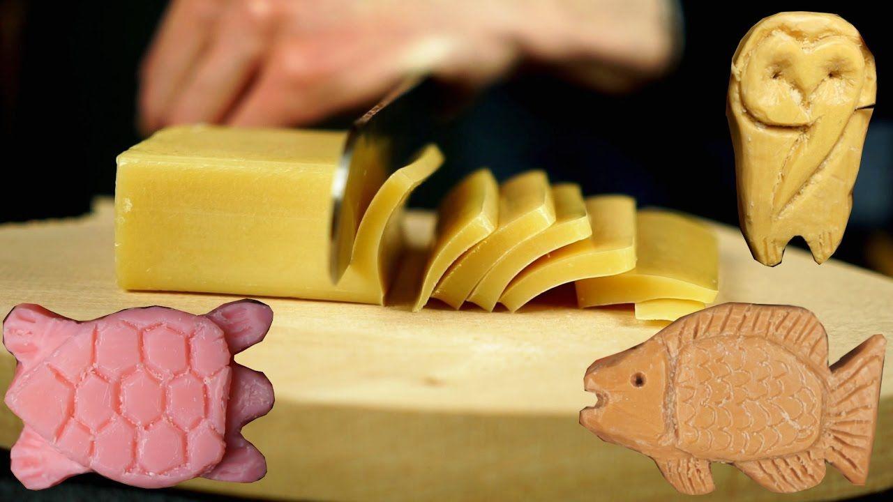 News videos u more self help videos asmr soap carving music