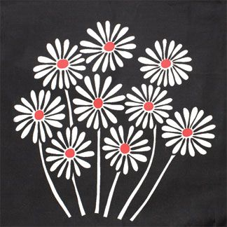 black_daisy.jpg (324×324)