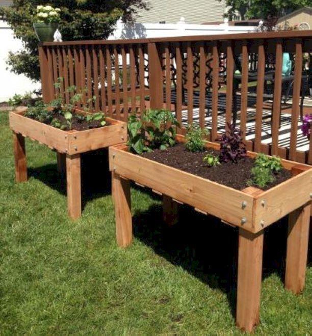 Beautiful Diy Raised Garden Beds Ideas 25 Diy Raised 640 x 480