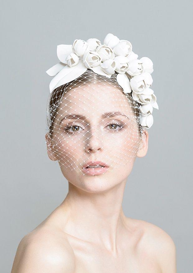Blumenkronen aus Leder von Jeonga Choi Berlin - Lieschen heiratet
