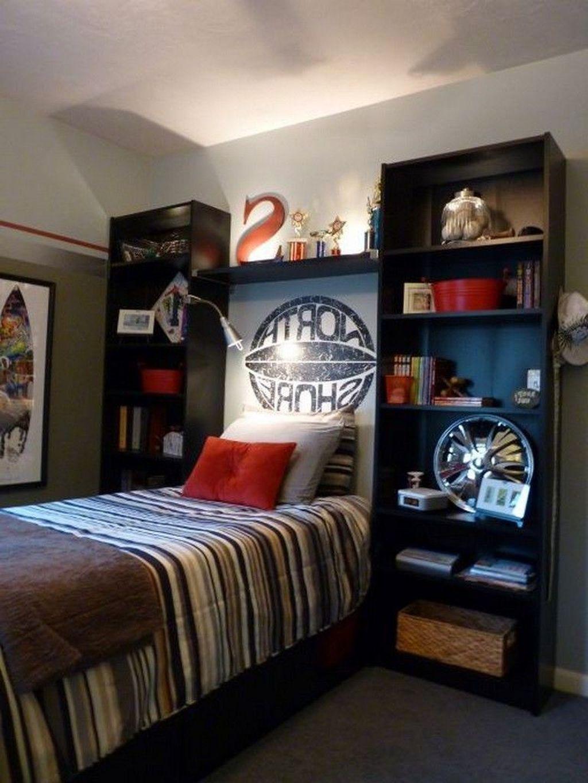 48 Spectacular Diy Organization Ideas For Teenage Boys Bedroom