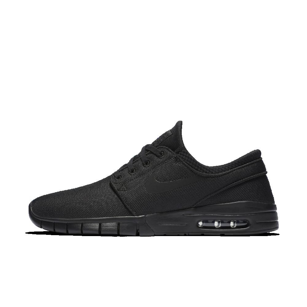 san francisco 665ee d844c Nike SB Stefan Janoski Max Mens Skateboarding Shoe Size 11.5 (Black)