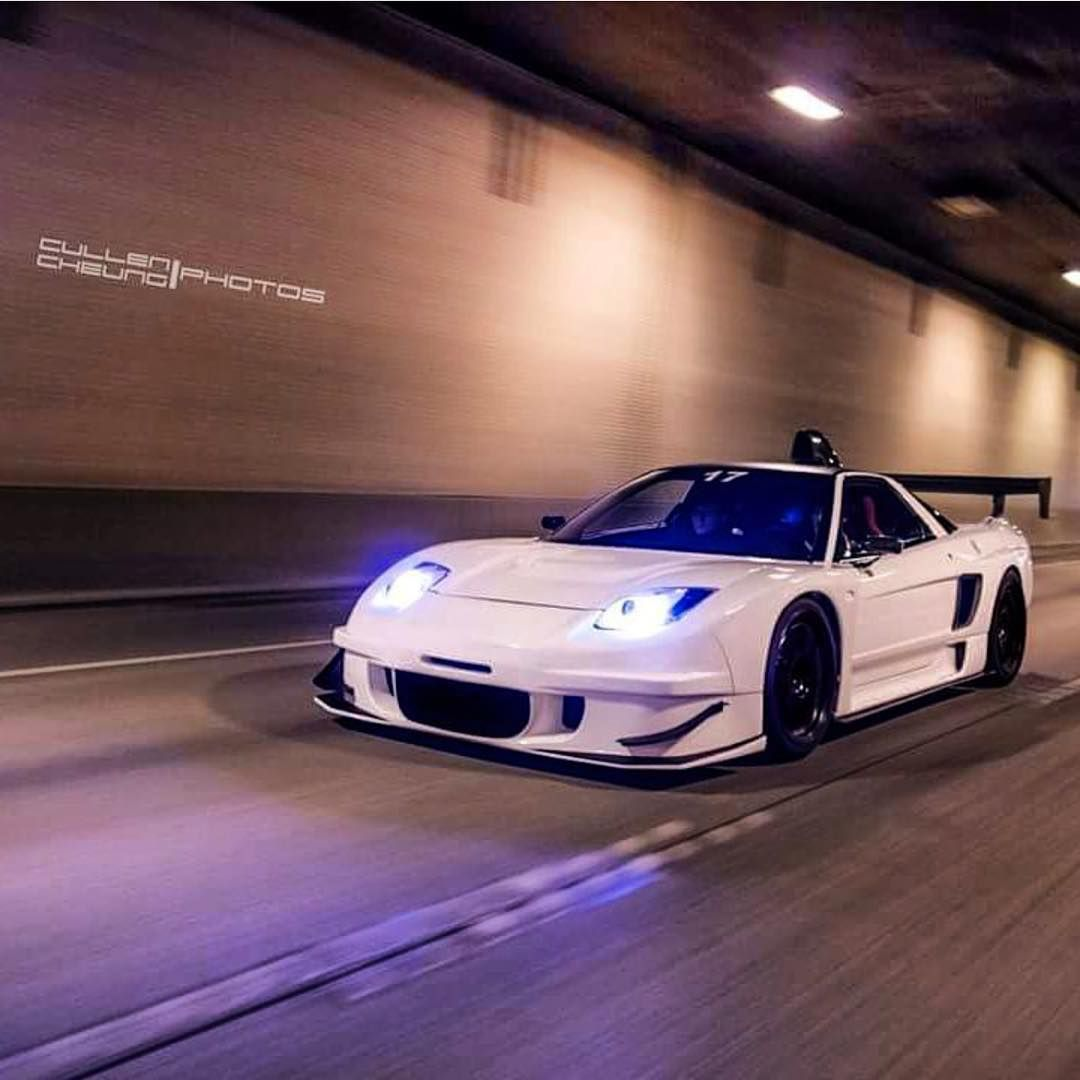 Tunnels Are Cool #honda #acura #nsx #nsexy #nsxgram