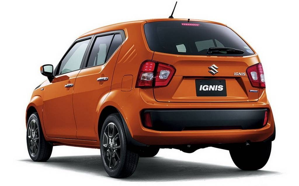 Maruti Ignis To Get Amt On Both Variants In India Tokyo Motor